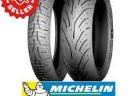 Покрышки мото Michelin Pilot Road 4